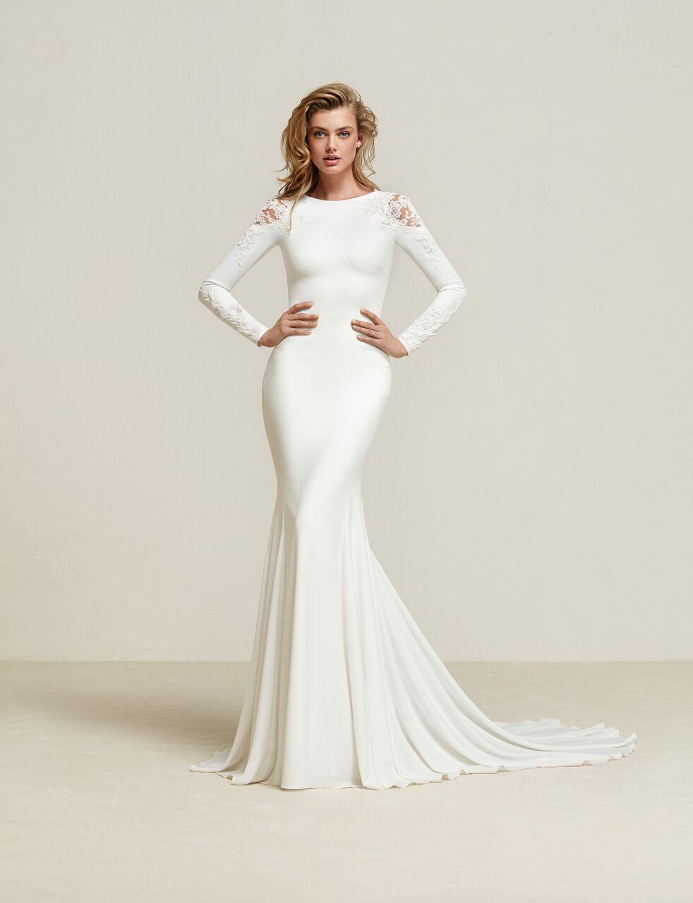 Meerjungfrau Brautkleider - AVINIA