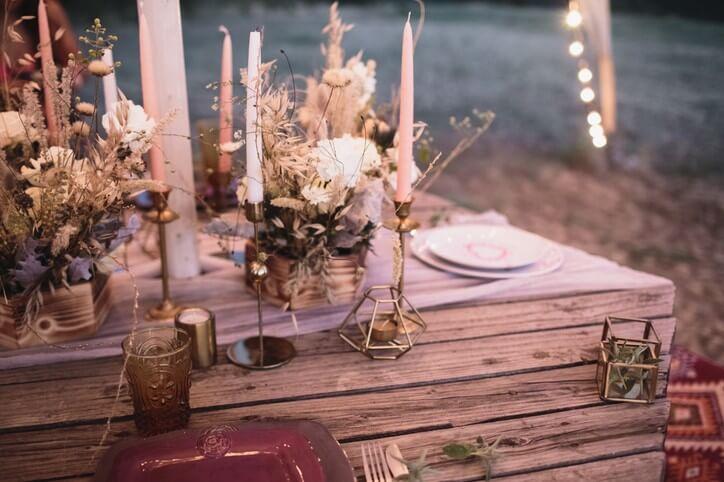 Tiny Wedding am Strand